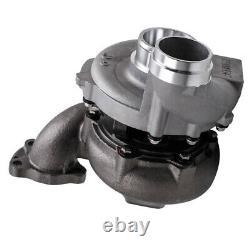 Turbocharger 757608-0001 A6420900280 Turbine For Mercedes ML 320 CDI W164