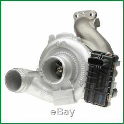 Turbocharger For Chrysler Jeep, Mercedes-benz 757608-0001, 757608-1