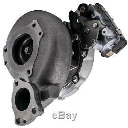 Turbocharger For Mercedes 320 CDI C E R ML Gl 165 Kw 224 Ps 765 155 Om642