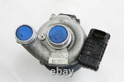Turbocharger Jeep Grand Cherokee 3 Wh Wk 6420901480 160 Kilowatts Exl 218 HP 04978