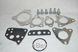 Turbocharger Mercedes M-class Cherokee 3.0 V6 160-165kw 6420901680 Attic
