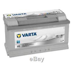 Varta Silver Dynamic Battery 100ah / 830a (h3)