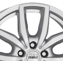 Wheels Dezent Te 7.5jx17 Et40 5x127 For Jeep Commander Grand Cherokee Wrangler