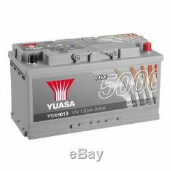 Yuasa Silver Battery Ybx5019 12v 100ah 900a High Performance