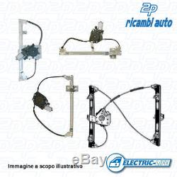 1 ELECTRIC LIFE ZRJE13R Lève-vitre électrique Dx avant GRAND CHEROKEE III