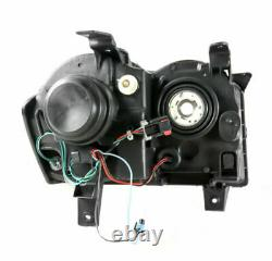 2x Phares Phare Pour JEEP Grand Cherokee 2008 2010 HB3 HB4