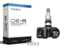 4x JEEP GRAND CHEROKEE III RDKS TPMS Détecteur de pression Pneu