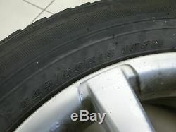 4x roues complètes pneus d'hiver 245/60R18 5X127 4.7-6.6mm Jeep Grand Cherokee