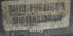 722678 boîte de vitesses automatique jeep grand cherokee iii (wh wk) 17231