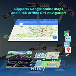 8-Core Android 10 Autoradio CarPlay GPS Jeep Wrangler Dodge Dakota Chrysler 300C