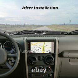 Android 10.0 Autoradio DAB+ Navi Jeep Compass Wrangler Commander Dodge Chrysler