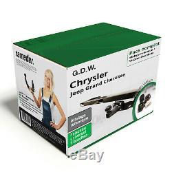 Attelage Chrysler Grand Cherokee 06- col de cygne + Faisceau uni 7 broches NEUF
