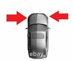 Avant Ailes Garde-Boue Paire Set Gauche Droit Compatible Avec Jeep Compass