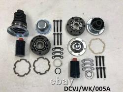 Avant Propshaft Réparation Kit Pour Jeep Grand Cherokee Wk 2006-2010 Dcvj / /