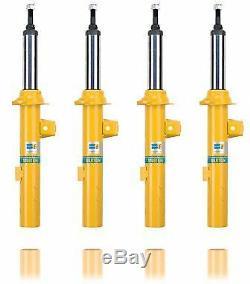 Bilstein 4x B6 Kit complet Amortisseurs 24-186797 24-186803