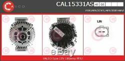 CASCO ALTERNATEUR MERCEDES VALEO Type 12V 180Amp PFR7