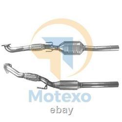 Catalyseur VW BEETLE 1.9TDi (ALH ATD AXR moteur) 9/01-7/05
