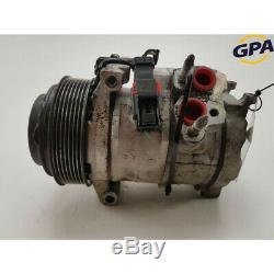 Compresseur de climatisation occasion JEEP GRAND CHEROKEE 3.0 CRD V6 24V 4X4 réf
