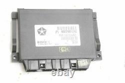 Contrôleur Parktronic Jeep GRAND CHEROKEE 3 WH WK 0263004207 01659