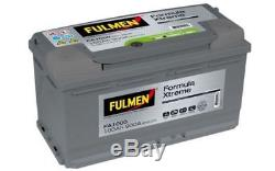 FULMEN Batterie de démarrage 100ah / 900A Pour VOLKSWAGEN TOUAREG BMW X3 FA1000