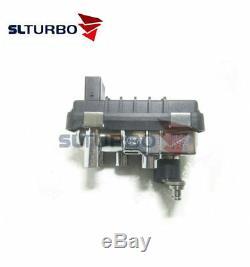 GTB2056V turbo actuator wastegate 765155 765156 757608 Mercedes-Benz OM642 2005
