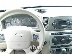 Habillage des portes GA AV pour Jeep Grand Cherokee III WH 05-10 1CP951J3AC