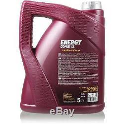 Inspection Set 10 L Mannol Energy Combi Ll 5W-30 + Mann Filtre 10973728