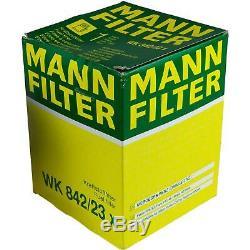 Inspection Set 9 L Mannol Energy Combi Ll 5W-30 + Mann Filtre 10938782