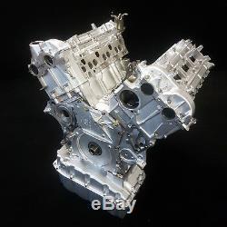 Jeep Grand Cherokee 3 III Exl M664 3.0 CRD 4x4 Om 642.980 Moteur Dépassé 218PS