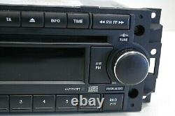 Jeep Grand Cherokee III WH Limitée Année 2006 Radio Autoradio P05064067AF