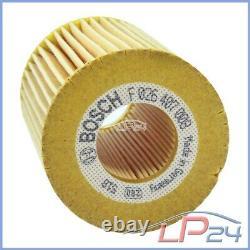 Kit Révision Bosch Filtre À Huile 10 L Castrol Edge Titanium Fst 0w-30 Longlife