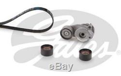 Kit de courroies d'accessoire GATES pour Mercedes-Benz Jeep Chrysler CLS