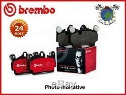 Kit plaquettes de frein Brembo avant JEEP GRAND CHEROKEE III COMMANDER