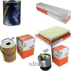 Mahle / Knecht Kit D'Inspection Filtre Kit Sct Lavage Moteur 11612132