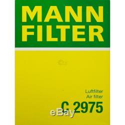 Mannol 10 L Energy Premium 5W-30 + Mann-Filter Jeep Grand Cherokee III WH 3.0