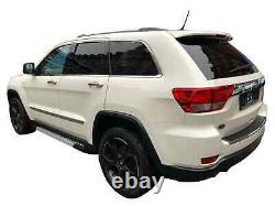 Marchepieds Jeep Grand Cherokee 3 (WH / Sem) 10/2004-10/2011 Vision-Grey