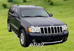 Marchepieds Jeep Grand Cherokee Année Fab. 2005-2011 D-Edition Côté