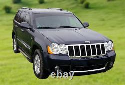Marchepieds Jeep Grand Cherokee Année Fab. 2005-2011 V-Edition Côté