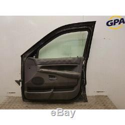 Porte avant droite occasion JEEP GRAND CHEROKEE NOIR 004234552