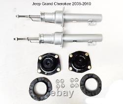Pour Jeep Grand Cherokee Amortisseurs Avant & Supports 2005-2010