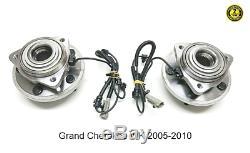 Pour Jeep Grand Cherokee Wk 2 X avant Roulement de Roue & Moyeu Montage