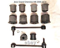 Pour Jeep Grand Cherokee Wk Suspension Arrière Réparation Kit 19MM 2005-2010