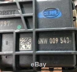 Pour Mercedes V6 Régulateur de Pression Charge 6nw009420 G-277 G-219 A6420900280