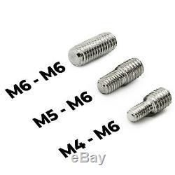 Pour Plusieurs Véhicules Premium Aluminium Mini 3cm Tige Courte Antenne Voiture