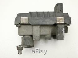 Régulateur de pression Turbocompresseur DR pour Audi A8 D3 4E qu 02-05