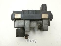 Régulateur de pression pour Turbocompresseur DR Mercedes W163 ML400 01-05