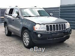 Siege Slave Driver AV DR Par voie de terre pour Jeep Grand Cherokee III WH 05-10