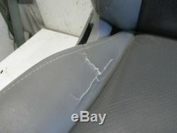 Siège avant Droit Sièges Chauffants en Cuir Gris Jeep Grand Cherokee III (WH)