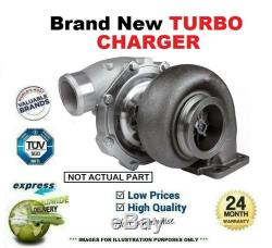 Tout Neuf Turbo Chargeur pour Jeep Grand Cherokee III 3.0 CRD 4x4 2005-2010