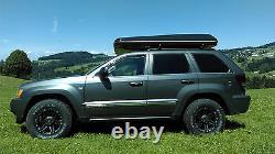 Tuf T01 8x17 5x114, 3/127 Jantes Pour Dodge Nitro Jeep Grand Cherokee WH
